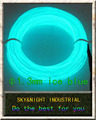 Ice blue soft light-1.3mm thinkness 20M only +free shipping