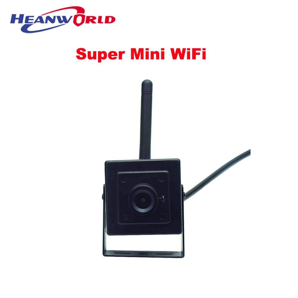 Mini IP Camera 720P WiFi Smart App Wireless CCTV Security Camera Support 64G Micro SD Card Recording Audio mobile Phone remote brand new appj mini vintage 6j4 6p14 tube amplifier smart desktop wifi sd card player pa1601a amp
