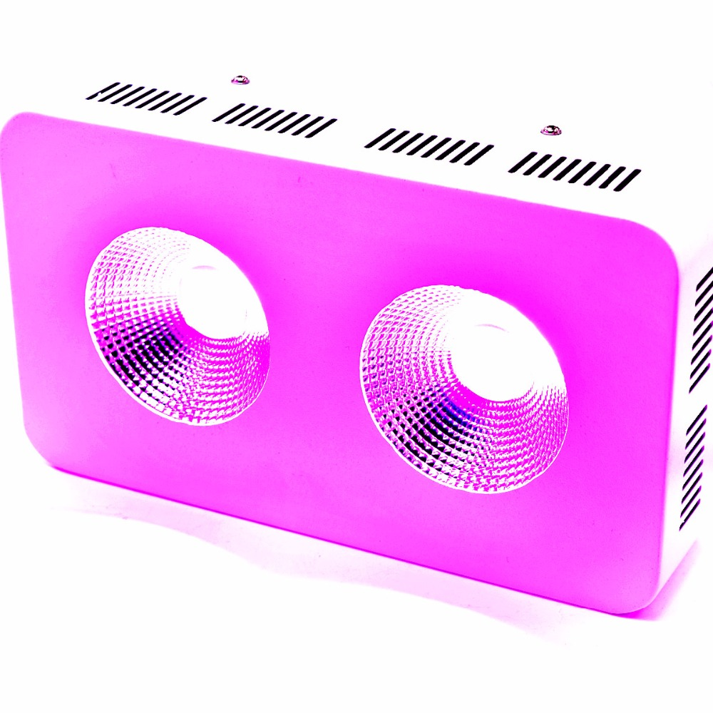 400W COB LED Grow Light Full Spectrum Medical Hydroponic Plant Lamp for Veg and Flowering Grow Light LED