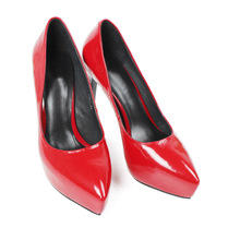 Vikeduo 2018 Handmade Women Thin High Heels New Feminino Genuine Leather Shoes Original Design fashion Party Wedding danc Shoe