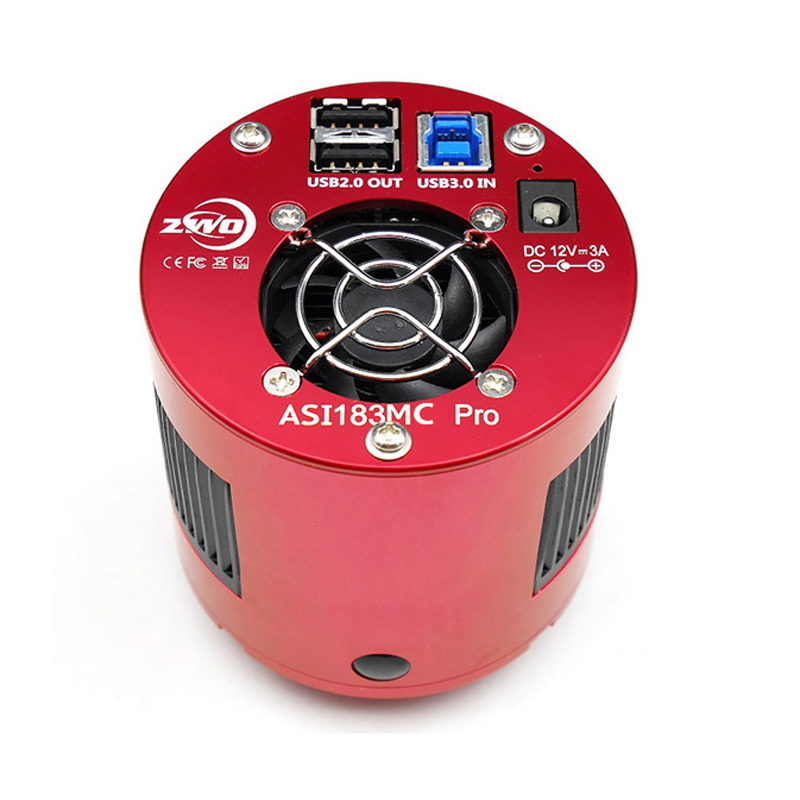ZWO ASI183MC Pro Couleur Refroidi