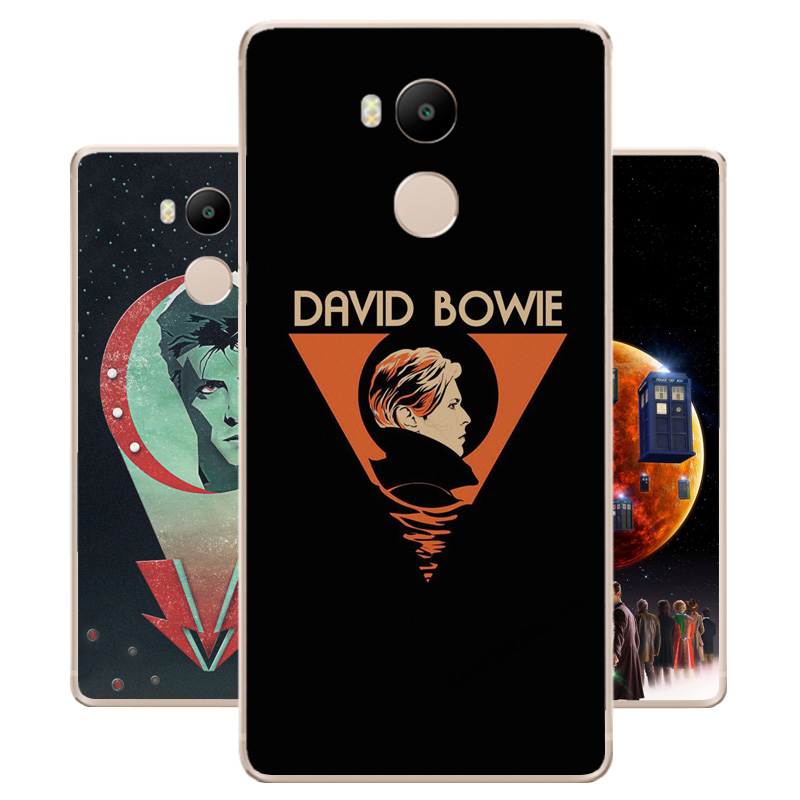 Cellphones & Telecommunications Objective Dreamfox M450 David Bowie Doctor Who Caja Soft Tpu Silicone Case Cover For Xiaomi Redmi Note 3 4 5 Plus 3s 4a 4x 5a Pro Global Finely Processed Fitted Cases