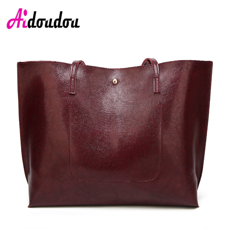 Casual Women Shoulder Bags Large Capacity New Vintage Women Handbag Tassel Soft Leather Handbags Famous Brands Tote Sac Brown elunico 2018 new tassel shoulder bags handbags women famous brands casual genuine leather tote bag large capacity messenger bags