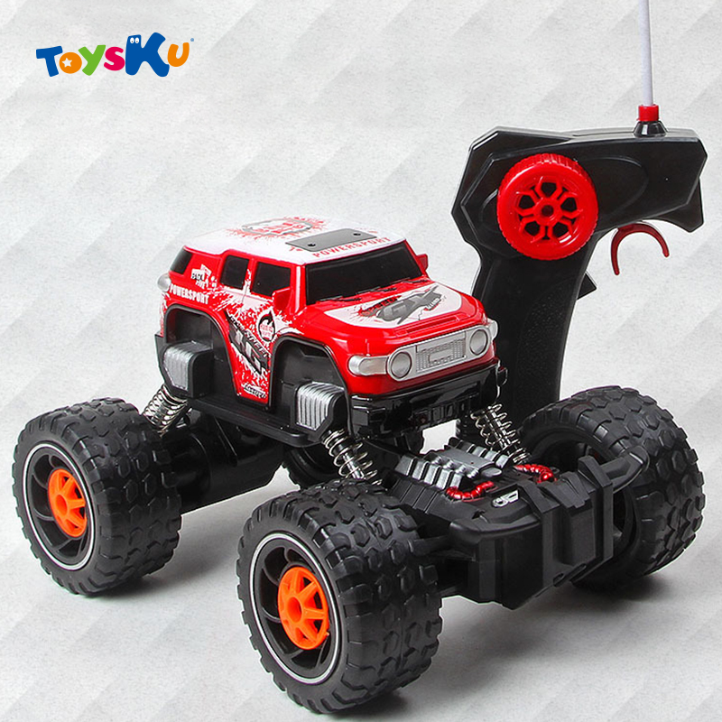ФОТО Colorful Off Road Car Hot Wheel Remote Control Car Wireless Remote Control Gifts for Children