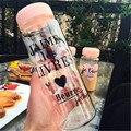Лидер продаж, 500 мл/350 мл, летняя спортивная бутылка для воды с лимонным соком, молочной водой, для велоспорта, кемпинга