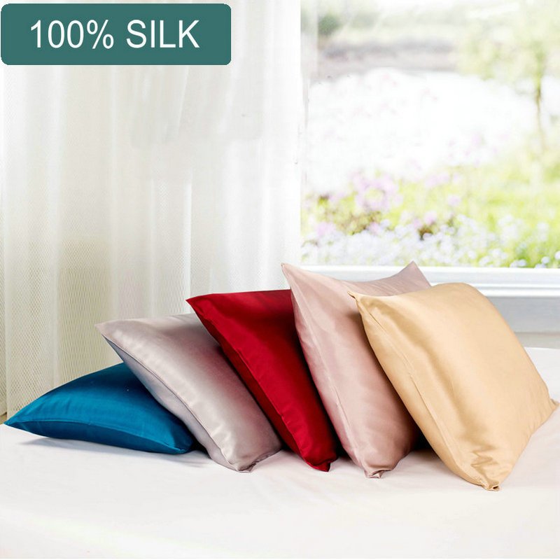 Terese Silk Pillowcase 19momme 100 Pure Mulberry Silk