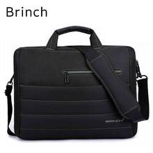 2017 New Brand Brinch Nylon Messenger Handbag For Laptop 15″,15.4″,15.6″,17″,17.3″, Bag For Macbook Notebook, Free Drop Shipping