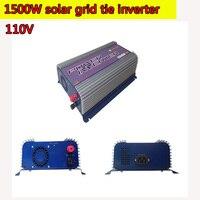 1500W Grid Tie Power Inverter 110V Pure Sine Wave DC To AC Solar Power Inverter MPPT