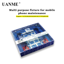 UANME Multi Mobile Phone Repair Board PCB Holder For iPhone XR 8 8plus 7 6 6s Plus 5S For A7 A8 A9 A10 Logic Board Chip Fixture цена в Москве и Питере