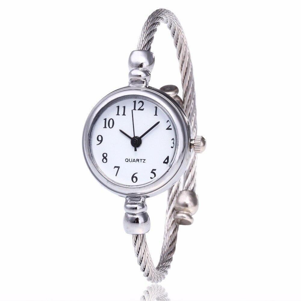 Piccole donne di modo orologi 2018 marchio popolare semplice numeri vigilanza del braccialetto retro del quarzo delle signore orologio da polso orologio donna saatPiccole donne di modo orologi 2018 marchio popolare semplice numeri vigilanza del braccialetto retro del quarzo delle signore orologio da polso orologio donna saat
