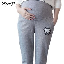 Фотография Hrizip Casual Maternity Pants for Pregnant Women Maternity Clothes for Summer 2016 Overalls Pregnancy Pants Maternity Clothing