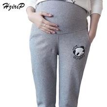 Hrizip Ежедневни панталони за бременни за майки Облекло за майчинство за лято 2016 Комбинезон за бременни Панталони за майчинство