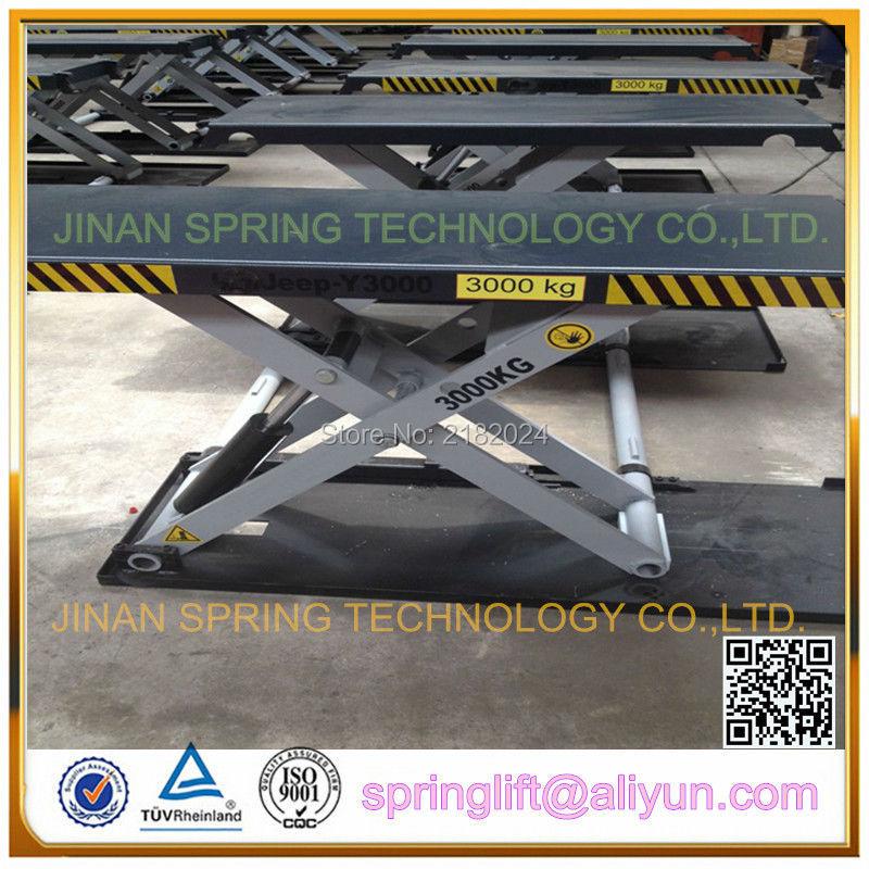 Aliexpress.com : Buy small type auto scissor lifter car lifter ...