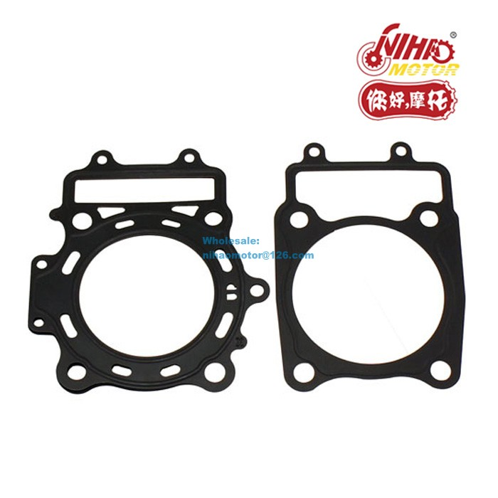 Cylinder Head For Cylinder Piaggio Liquid Cooled: 99 CF500cc CF188 Cylinder Gasket And Cylinder Head Gasket
