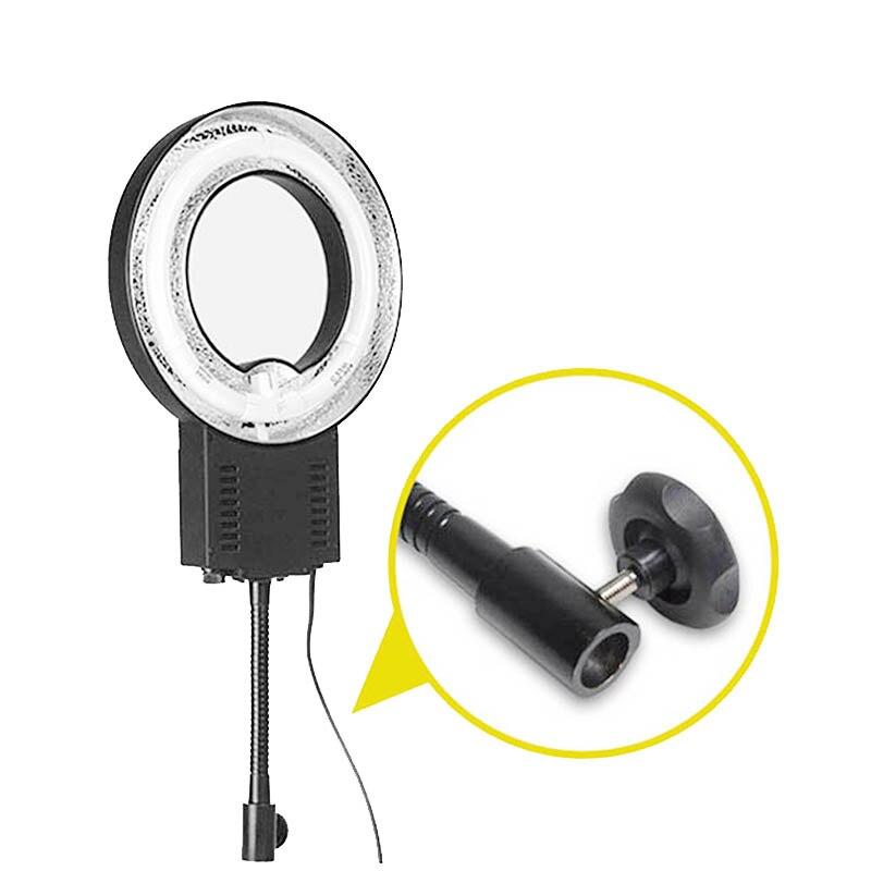 """bilder für NG-22C Kamera Foto Video Ring Licht 8 """"Außen 4,8"""" Innen 22 Watt 5400 Karat Micro Ring Fluoreszierende Fotografie lampe Tageslicht Für DSLR Telefon"""