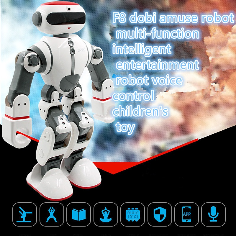 remote control robot toy phone control dancing story walking Intelligent robot toy smart toy for child best gift educational toy robot classic toys 360 degree rotation toy detective robot action figure toy deformation robot remote control toy for child gift