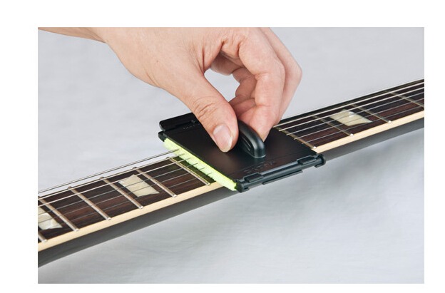 Cheap Price Guitar String Scrubber Fingerboard Cleaner For Guitar Bass Stringed Instrument Parts Guitar Parts & Accessories