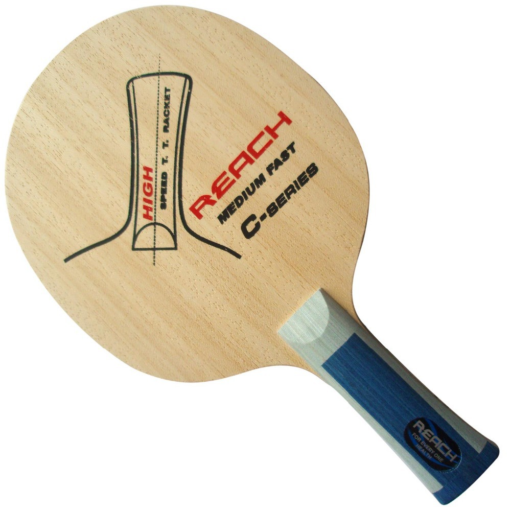 ФОТО Reach  C-5 (C 5  C5) Medium-Fast Shakehand Table Tennis Blade for PingPong Racket 2015 Factory At a loss Direct Selling