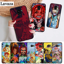 Lavaza Trippie redd Lifes a trip Silicone Case for Samsung A3 A5 A6 Plus A7 A8 A9 A10 A30 A40 A50 A70 J6 A10S A30S A50S