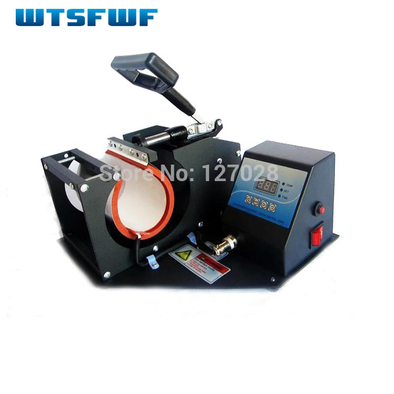 Wtsfwf Portable Digital Mug Heat Press Printer Machine 2D Sublimation Transfer Mug Printer Machine digital mug heat press printer machine 2d sublimation transfer mug printer machine