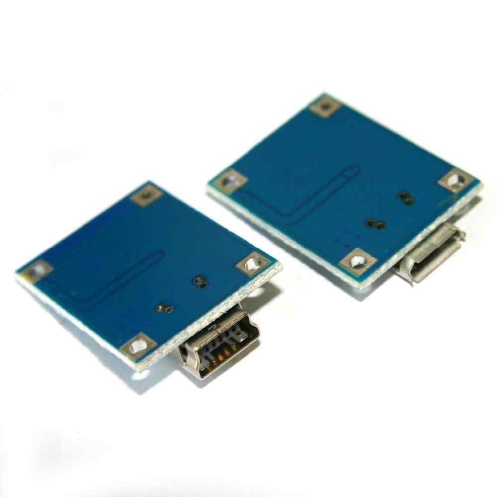 TP4056 5V 1A Мини Micro USB 18650 литиевая батарея зарядная плата зарядное устройство Модуль + защита двойные функции