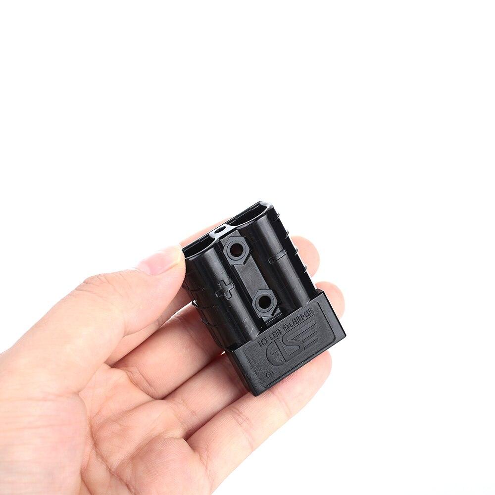 50A 600 в 5 цветов разъем питания штепсельный соединитель сменный упрощает сборку разъем питания универсальный штекер