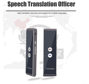 Image 3 - Portable Smart Voice Translator for Learning Travel Business Meeting 3 in 1 voice Text Languages Translator
