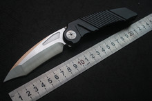 HOT folding knife MRX LW D2 blade Aviation Aluminum Handle Outdoor Self-defense New Creative knife tool EDC free shipping цены онлайн