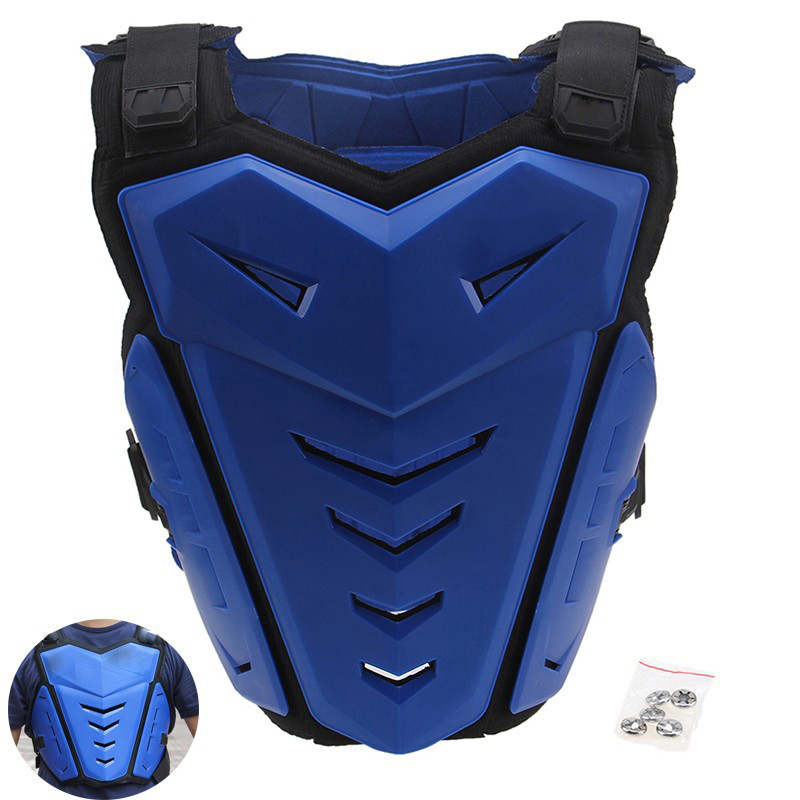 Motocross Racing Body Armor Motorcycle Jacket Off road Riding Protective Vest Jacket MTB Professional Chest Protector