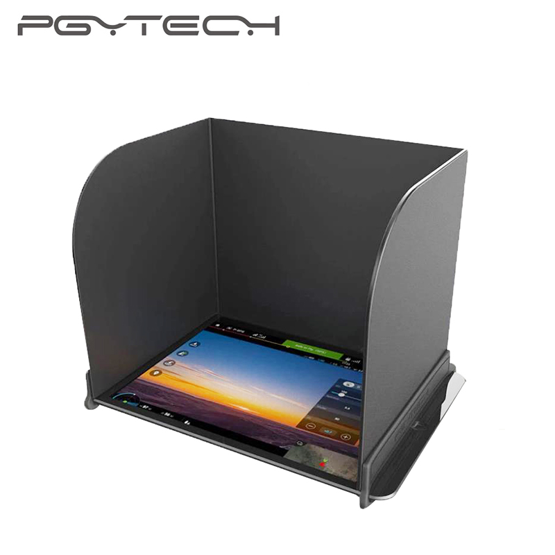 PGYTECH Mavic Air Controller Monitor Cover Sun Hood DJI Mavic Pro/Spark SunHood DJI Phantom 4 Pro/4/3 Inspire 1/2 Osmo Accessory