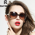 BAVIRON Gorgeous Oversized Sunglasses Women Plastic Casual Outfits Glasses Feminino Look Stylish UV400 Colorful Eyewear 88271