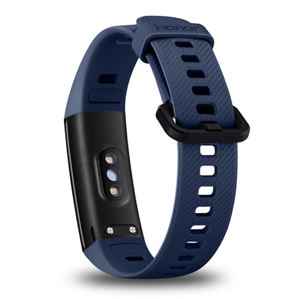 Original HUAWEI Honor Band 4 Bracelet intelligent étanche IP68 Bluetooth Bracelet moniteur de fréquence cardiaque podomètre moniteur de sommeil montre - 3