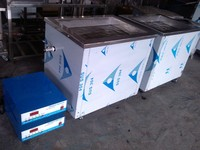 Dreifache Frequenz Ultraschallreiniger 600 Watt 28 khz/80 khz/130 khz  Dreifache Frequenz wandler und generator-in Ultraschall-Reiniger-Teile aus Haushaltsgeräte bei