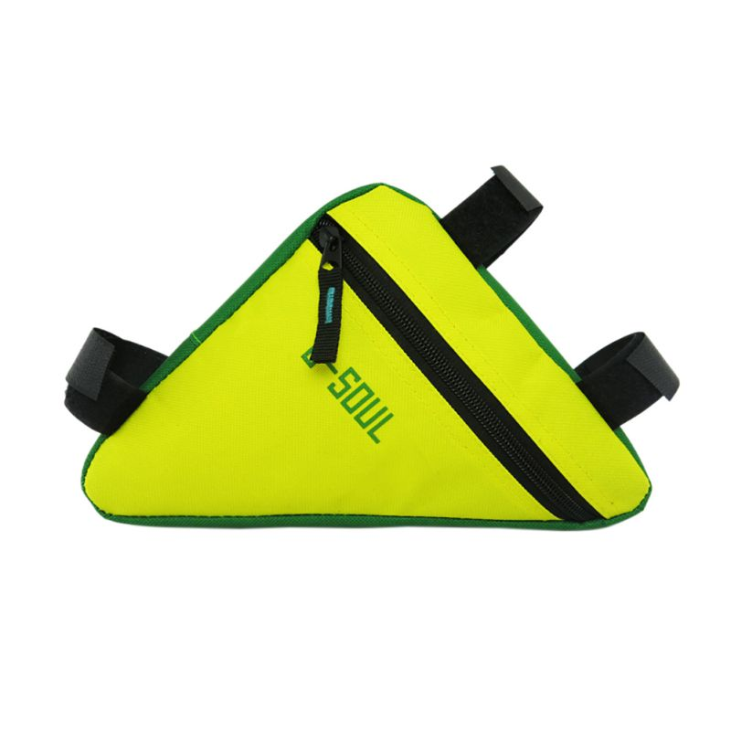 Waterproof Triangl Cycling Bicycle Bags Front Tube Frame Bag Mountain Triangle Bike Pouch Holder Saddle Bag Bike Accessories