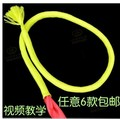 Free shipping magic rope becomes the silk scarf magic tricks magic props for 2pcs