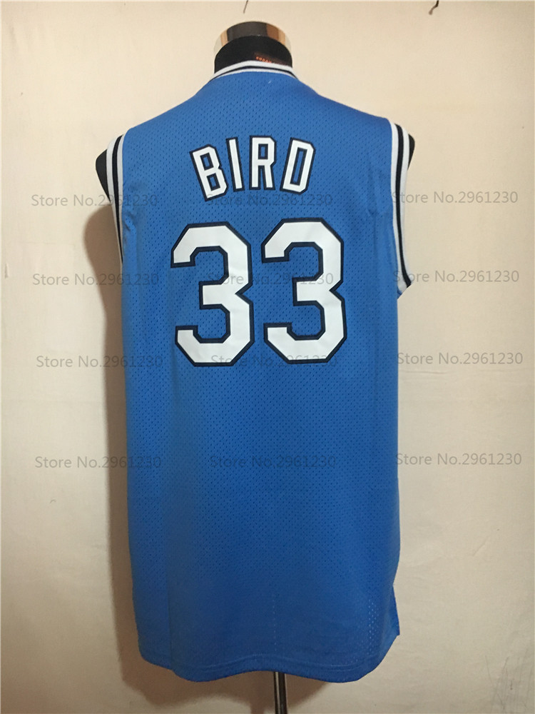 ffdcc9075880 ... closeout aliexpress buy bonjean cheap 33 larry bird jersey indiana  state sycamores college basketball jerseys 972e7 ...