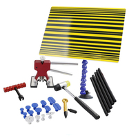 WHDZ PDR Dent Lifter kits line board Glue Sticks Tools Kit PDR Tools For Dent Removal Paintless Dent Repair Tools