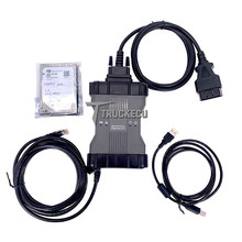 MB STAR C6 Multiplexer mb SD Connect xentry das wis epc HDD VXDIAG c6 star obd diagnostic tool sd supports 12v 24v