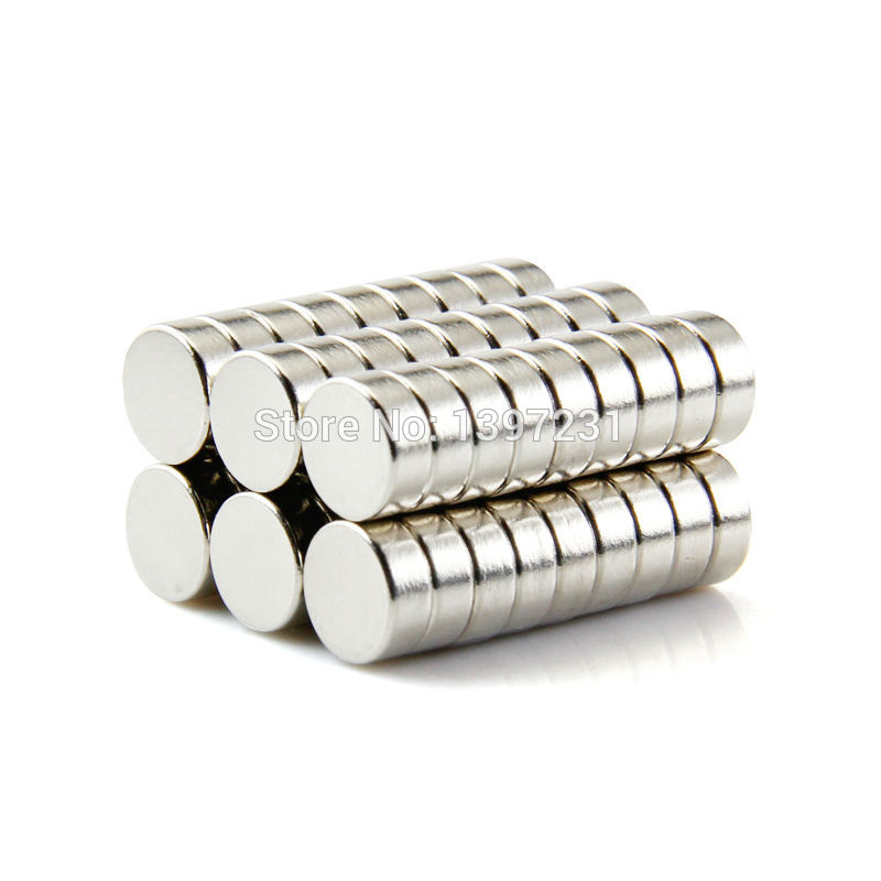 Free shipping rare earth strong magnets 100pcs disc 8x3mm N50 neodymium magnet NdFeB nickle free shipping neodymium disc magnet 10pcs 25x3mm with hole 13mm n50 rare earth permanent strong ndfeb magnets