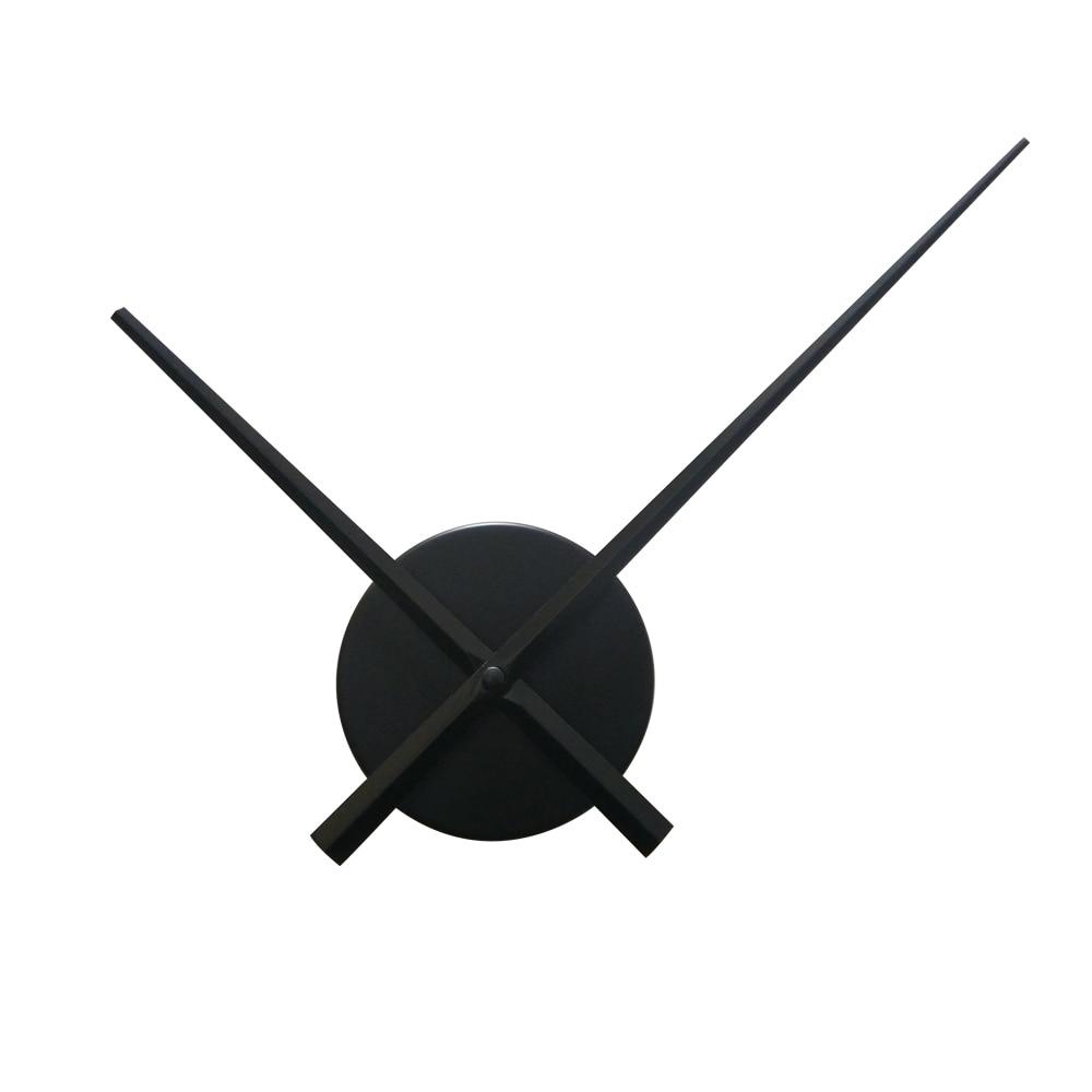 hoe new Diy Acrylic mirror wall clock diy clocks watch Wall Stickers Quartz needle Metal dial Living Room Modern home decor