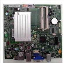Оригинал Compaq 100eu 616662-001 619965-001 Материнская Плата SLBMH Atom D410