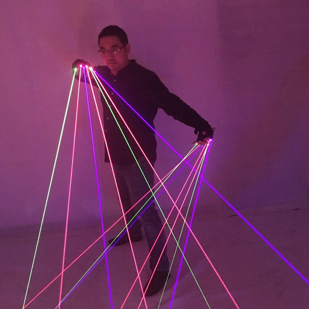 Ev ve Bahçe'ten Kızdırma Parti Malzemeleri'de Yeni geldi rgb lazer Eldiven Ile 7 adet Lazer 2 adet Yeşil + 3 ADET Kırmızı + 2 ADET Menekşe Mavi sahne Eldiven DJ Kulübü Parti Gösterisi'da  Grup 1