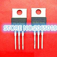 5 par/10 sztuk F12C20A F12C20C F12C20 TO 220 dioda szybkiego odzyskiwania