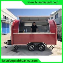 Mobile Food Trailer Coffee Van New Zealand  Australia