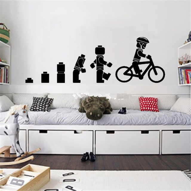 Evolution-Of-The-Cycling-Lego-man-Wall-Art-Sticker-Childrens-Vinyl-Mural-Nursery-Home-Decor-Mural.jpg_640x640_