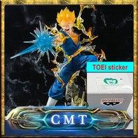 CMT TAMASHII NAZIONI F. ZERO Originale Figuarts Dragon Ball GT FZERO Super Saiyan Vegeth Raccolta Giocattoli IN PVC Figuar TOEI sticker