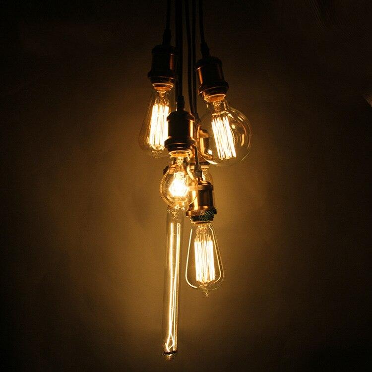 эдисон светильник заказать на aliexpress