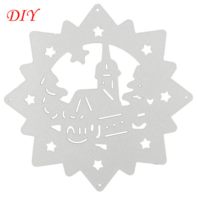 About Little House Metal Cutting Dies Stencils For Scrapbooks Photo
