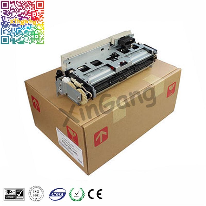 XG 220V Fuser Assembly Fuser Unit for HP LaserJet LJ 4000 4050 Remanufactured Fixing Assembly High Quality Printer Parts second hand for hp laserjet m1120 m1120 fuser assembly fixing unit 220v printer parts on sale