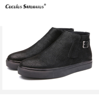 Men Casual Ankle Boot Shoes 2015 New Autumn Spring Summer Fashion Brand Shoes Man Boots Eur